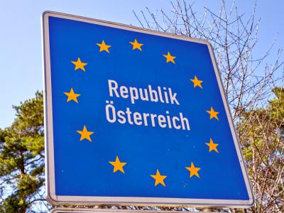 Eine Erhöhung der österreichischen Lkw-Maut steht an