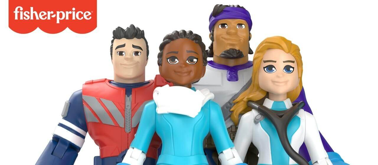Mini drivers by Mattel: the toy manufacturer praises key workers