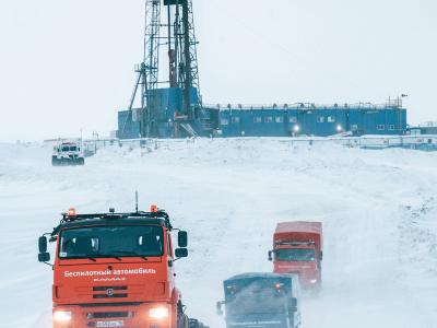 Cum face față noul camion autonom de la Kamaz condițiilor din Siberia