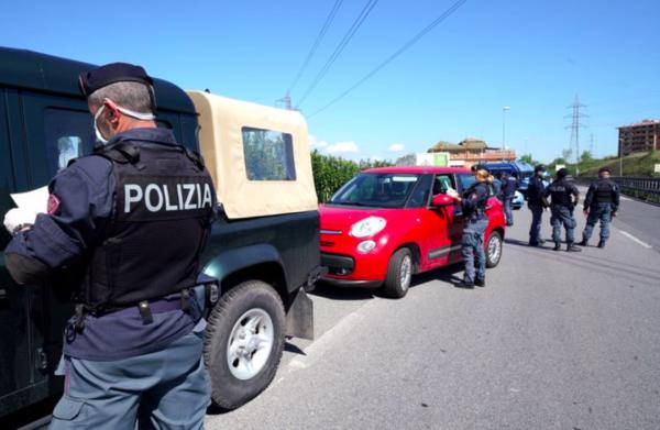 Nowa deklaracja dla osób przemieszczających się we Włoszech