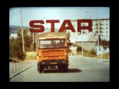 """""""Maluch"""" na pace Stara, czyli jak kiedyś robiono w Polsce reklamy ciężarówek"""