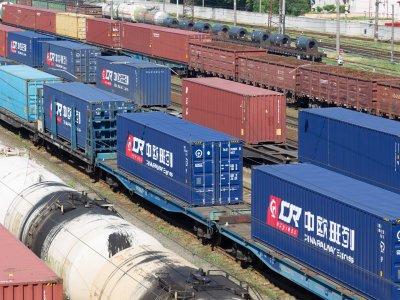 Transportul intermodal pe ruta UE-China a atins cele mai mari cote din ultimele luni