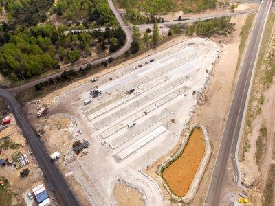 Nowy parking dla ciężarówek w polskim porcie będzie wkrótce gotowy