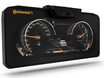 Az utakra viszi 3D-s kijelzőjét a Continental