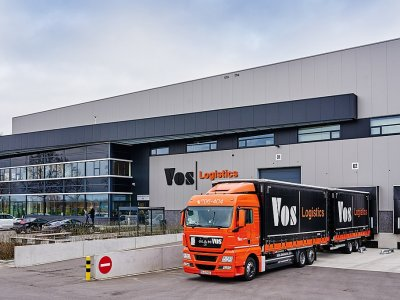 Vos Logistics kauft eigene LKW für eine halbe Million Euro zurück