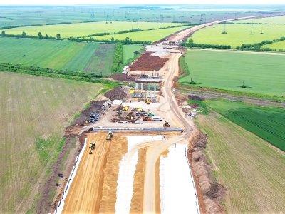 Infrastructura | Am vizitat oficial cei 57,55 km ai Drumului Expres DX12