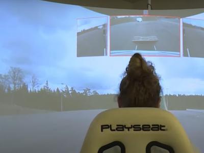 Cum controlezi un camion autonom de la distanță