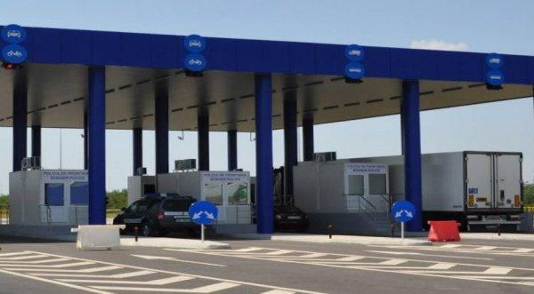 Se instalează 4 sisteme de cântărire în mers a vehiculelor la frontiera Calafat – Vidin; trafic devi