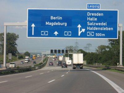 Rusza remont na autostrady koło Magdeburga. Utrudnienia potrwają kilka miesięcy