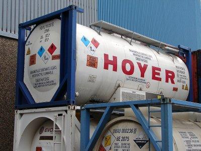 Hoyer investiert in 500 neue LKW