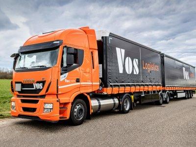 Operatorul logistic VOS și-a recuperat camioanele confiscate de statul belgian, achitând suma de jumătate de milion de euro
