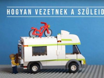 Az agresszív közlekedés ellen kampányol a NÚSZ Zrt.