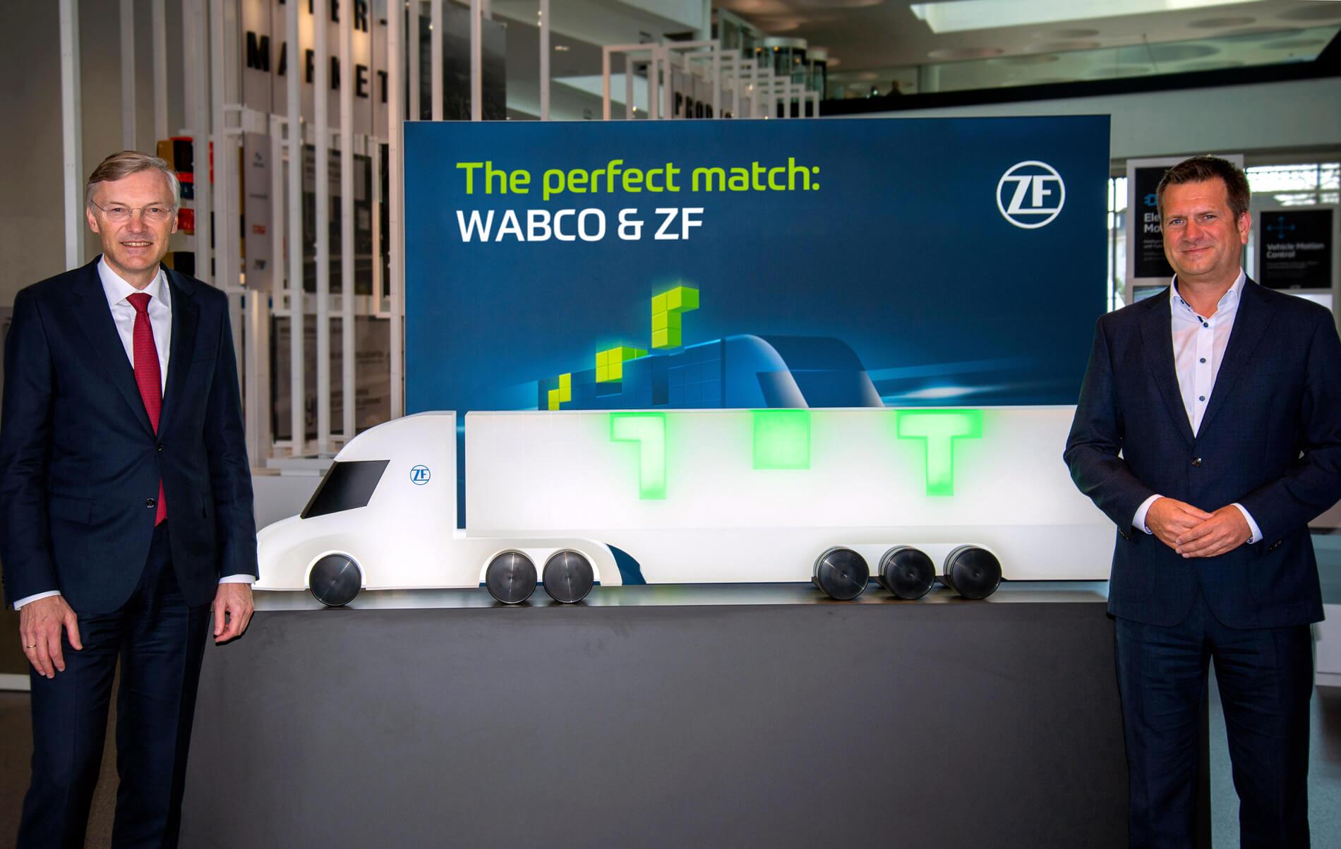 Wielka fuzja w branży technologii pojazdów użytkowych. Niemcy finalizują przejęcie Wabco