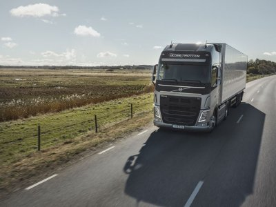 Volvo helps haulage firms to 'Keep Moving' through the Coronavirus crisis