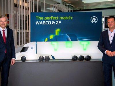 """Didžiulis susijungimas komercinių transporto priemonių technologijų pramonėje. Vokiečiai baigia """"Wabco"""" perėmimą"""