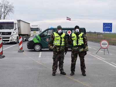 Литва и Латвия продлили сроки ограничений при пересечении границы. Латвия до 9 июня, Литва – 16 июня