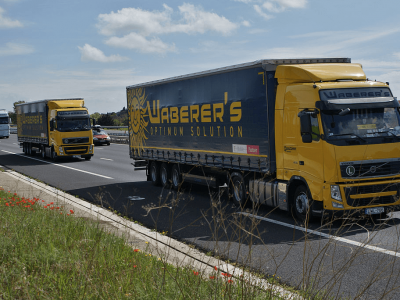 Waberer's меняет бизнес-стратегию. Компания внедрит новую модель работы в международных перевозках