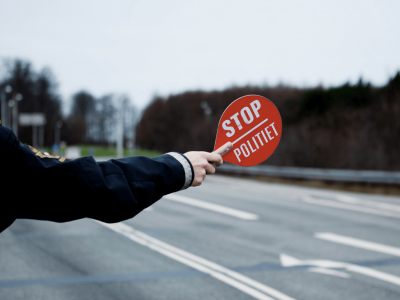 A dán rendőrség nem ült fel az ügyes módszernek. Gyilkos bírság járt az illegális kabotázsért