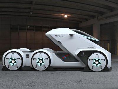 Transport drogowy na Marsie. Oto czym będziemy wozić ładunki na Czerwonej Planecie