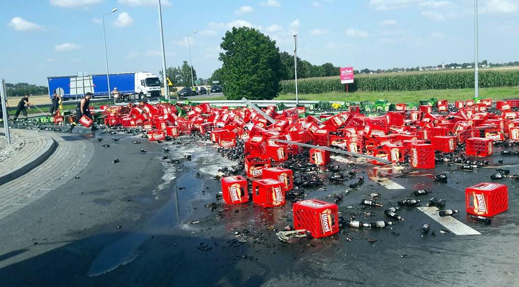 Odpowiedzialność za uszkodzenie towaru według Konwencji CMR. Czy zawsze spada na przewoźnika?