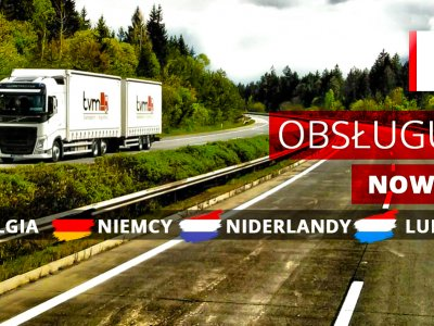 TVM Transport & Logistics – obsługujemy nowe rynki!
