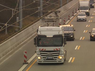 Elektro-Highway in Südhessen nimmt bald vollen Betrieb auf