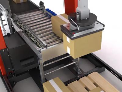 """Zrobotyzowana paletyzacja. Coboty wspierające ludzi i roboty z technologią… """"kanapki"""""""