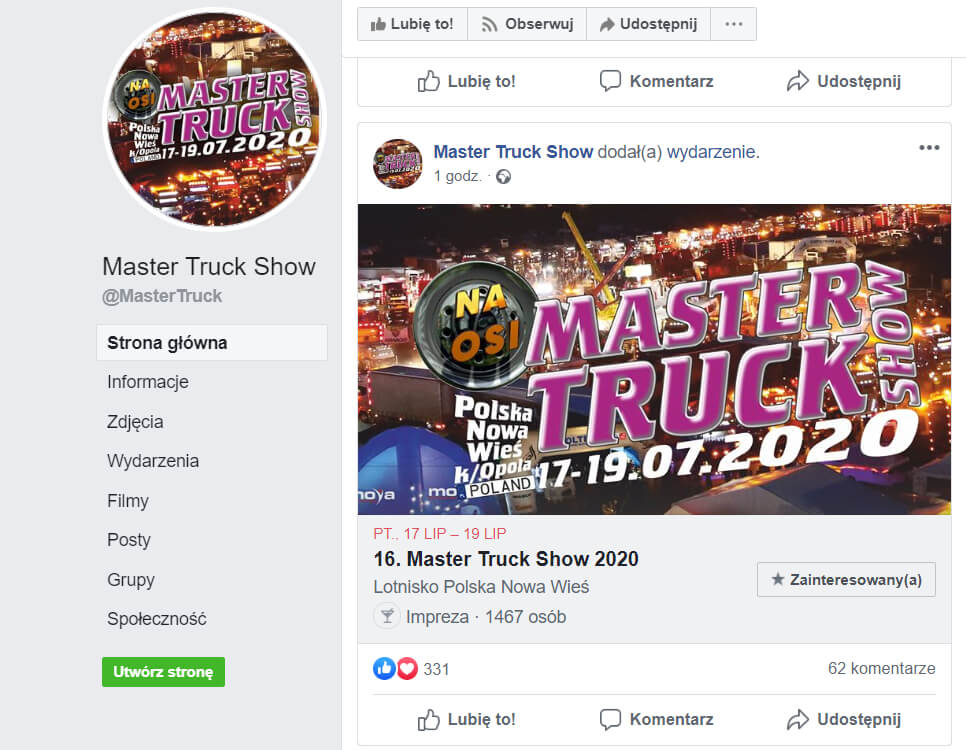 Master Truck Show 2020