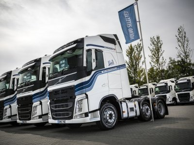 Volvo Used Trucks drives warranty provision to new lengths