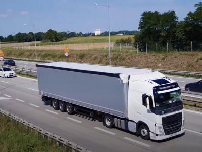 Литва фиксирует рост объемов грузоперевозок. Автомобильные перевозки выросли на на 11 проц.