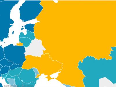 Какая страна быстрее всего поднимется после пандемии, то есть FM Global Resilience Index 2020