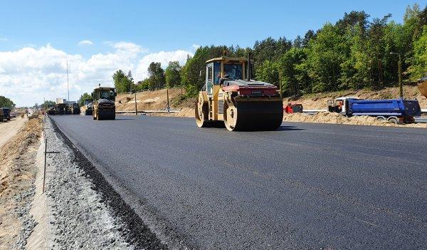Budowa 150 km drogi ekspresowej na Pomorzu