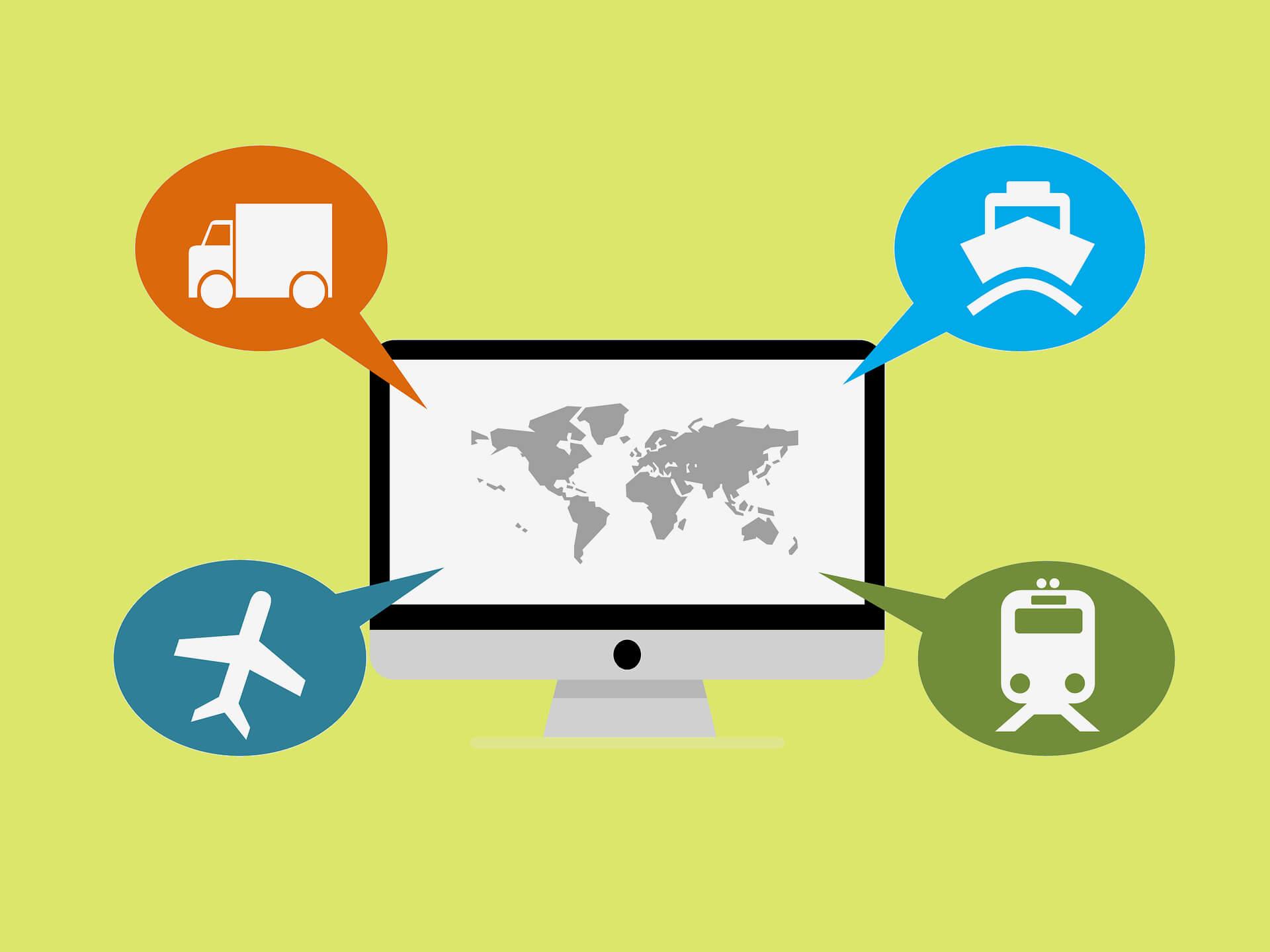 Globalny rynek logistyczny spadł o 725 mld euro w 2020 r., ale na wzrost można liczyć już w tym roku