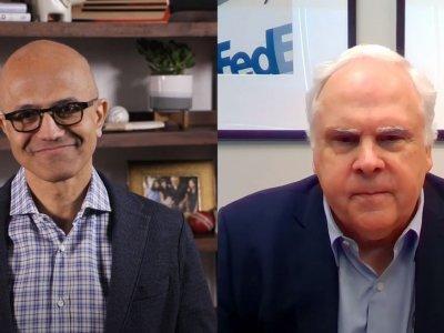 FedEx Surround – Es geht um Microsoft vs. Amazon, aber der Gewinner ist…. Logistik