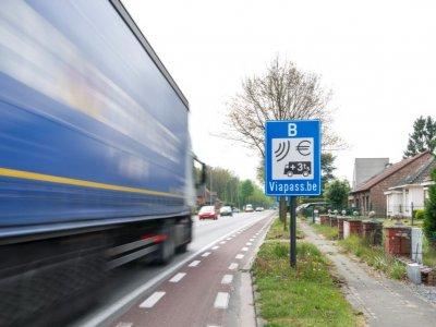 Nuo liepos 1 d. Belgijoje brangesnės rinkliavos. Patikrinkite naujus tarifus