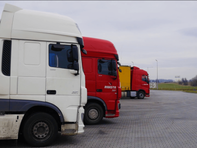 New commercial vehicle registrations in the EU up this September