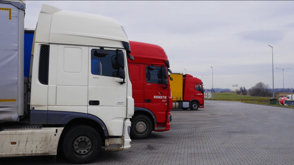 No truck ban in Poland today, only tomorrow