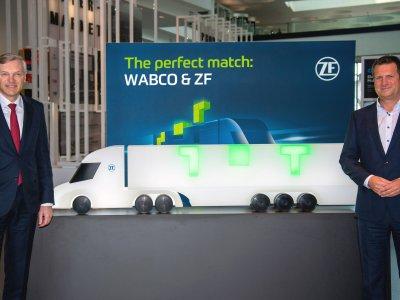 ZF Friedrichshafen AG übernimmt US-amerikanischen Bremsenhersteller