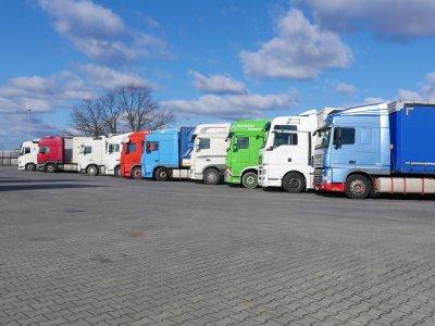 Практически во всех землях Германии отменены запреты на движение грузовиков [Актуализация 23.12.2020]