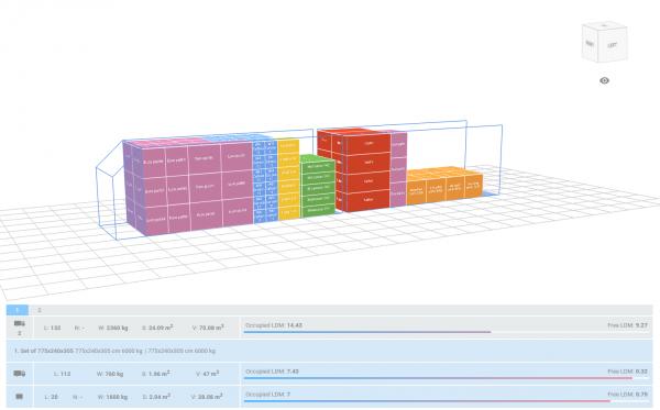 Logistycy zainspirowani grą Tetris. W efekcie załadunek jest szybszy, a koszty transportu niższe