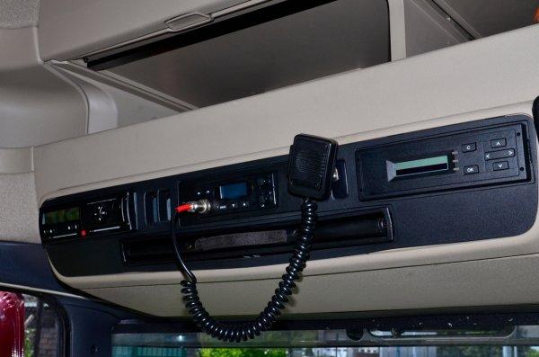 Még tovább húzzák a cb-rádiók használatának büntetését Németországban