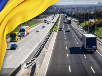 Summer restrictions on heavy goods vehicle traffic in Ukraine