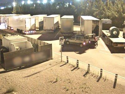 Die katalanische Polizei hat eine Diebesbande an der Grenze zu Frankreich aufgedeckt