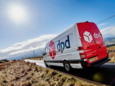 DPD needs 3500 new drivers in the UK. Parcel volumes akin to Christmas peak