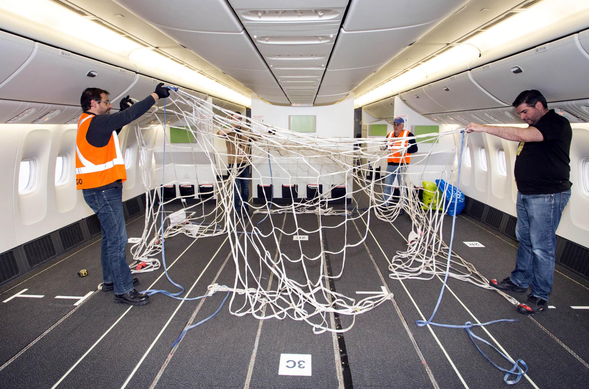 Chińczycy dofinansują konwersję samolotów pasażerskich. Ratują nierozerwalność łańcucha dostaw