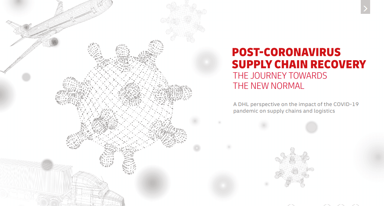 DHL study: supply chains have to adapt to the new conditions so that they can recover from the crisis