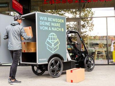 Citylogistik braucht neue Mobilitätsformen