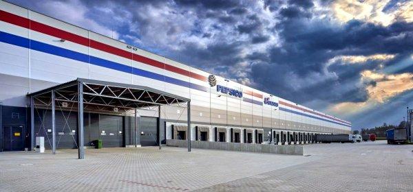 PepsiCo ma nowy magazyn centralny w Polsce| Magazyn dla Szwedów powstanie pod Szczecinem