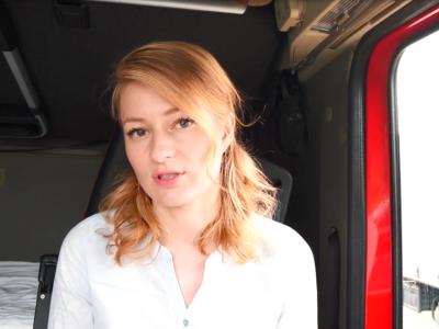 Iwona Blecharczyk dla Trans.INFO. O potrzebach kierowców, zdrowym trybie życia i walce z pijanymi na drogach
