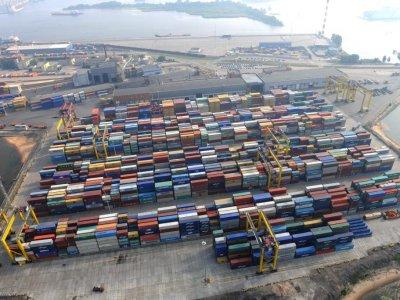 ТОП-5 контейнерных терминалов России в первом полугодии 2020 года